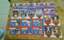 2001 UPPER DECK CLASSIC ALLSTAR FRANCHISE HEROES INSERTS 19 DIF W/3 GRIFFEY MANT