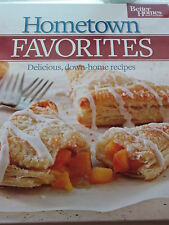 Hometown Favorites: Delicious Down-Home Recipes! Vol. 4 by Better Homes & Garden