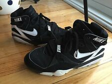 Nike Air Trainer Max 91 Black 10 White Grey 90 95 Dunk Command Force Flight