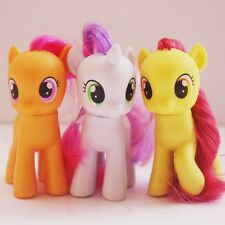 Hasbro MLP G4 Baby Pony Sweetie Belle Apple Bloom Scootaloo BIN