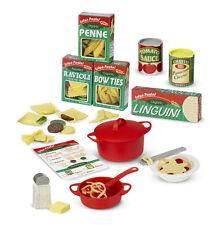 Melissa & Doug Prepare & Serve Pasta Set #9361 NEW
