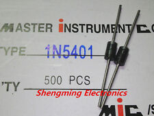 50PCS 1N5401 IN5401 DO-41 3A 100V Rectifier diode