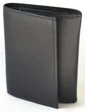 RFID Sleeve Free. FullGrain Leather Trifold Wallet.Bargain Wholesale Price.11005