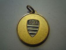 MEDAGLIA Società Ginnastica Gallaratese - SGG - 1876 1976 - GALLARATE (S-O-10)