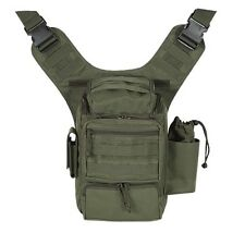 Voodoo Tactical Hunting Padded Concealment Utility Shoulder Gear Bag OD Green