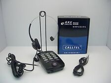 T100 Feature Headset Telephone Dial Key Pad with Mute, Redial & Flash Button NEW