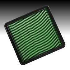 Ford F150 and Raptor 2008-UP 5.4L/4.6L - Green Filter