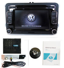 VW Car Stereo Radio RCD510 USB 6CD MP3 SD AUX Golf Passat Tiguan Jetta CODE POLO