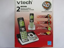 VTech CS6829-2 2 Handset Cordless Answering System with Caller ID/Call Waiting