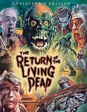 Return Of The Living Dead - 2 DISC SET (2016, REGION A Blu-ray New)