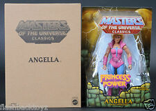2015 MOTU Angella MOTUC Masters of the Universe Classics MOC