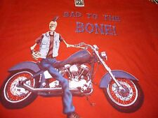 Bad To The Bone Shirt ( UseD Size L ) Very Good Condition!!!