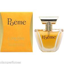 Lancome Poeme Eau de Parfum Spray 3.4oz 100ml NIB + Free Samples + Low Ship