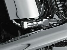 Kuryakyn 7203 Chrome Oil Line Cover Harley Softail Models 2000-2015 41-9077