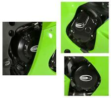 R&G ENGINE CASE COVER KIT (3 Covers) for KAWASAKI ZX10-R, 2011 to 2016