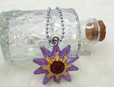 Rare Pokemon Starmie Necklace Pendant Necklace Collection