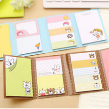 Animal Cute Sticker Post-It Bookmark Point It Marker Memo Flags Sticky Notes