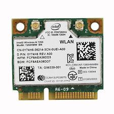 Intel Wireless-N 7260 7260HMW BN 300Mbps 802.11 WIFI +Bluetooth 4.0 PCI-E Card