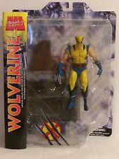 New Marvel Select Wolverine First Appearance Variant Yellow 1st Logan X-Men 2009