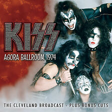 KISS New Sealed 2016 UNRELEASED 1974 LIVE CLEVELAND CONCERT & MORE CD