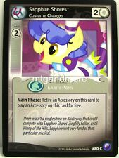 My Little Pony - 2x #080c Sapphire Shores, costume changer-Canterlot Nights