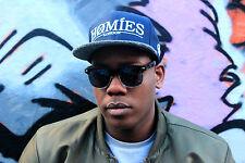 New Homies snapback caps, flat peak baseball hats, dope LDN navy mens & ladies