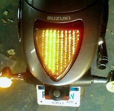 Suzuki M109R Integrated LED Tail Light M109 109R VZR 1800 - Smoked