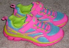 Girls Size 3 - S Sport by Skechers Sneakers Light-Up Pink Shoes - BRAND NEW!