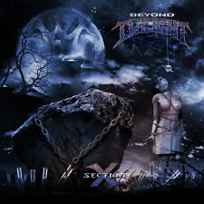 BEYOND TWILIGHT Section X Digipak-CD ( 205452 )