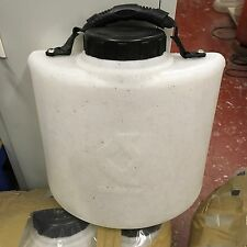 10L (2.6 US Gall) 'D-Shape' Anti-Bacterial Bottle Designed For Compost Toilets