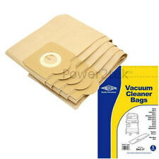5 x ZR81 Dust Bags for Rowenta BP61 BULLY COLLECTO Vacuum Cleaner