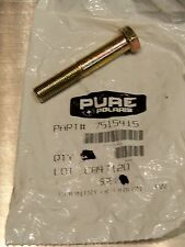 NOS POLARIS 7515415 SUSPENSION / SKI COIL MOUNTING BOLT 400 600 SCRAMBLER TRAIL