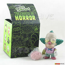 Kidrobot The Simpsons Treehouse of Horror - Krusty the Clown Zombie vinyl figure