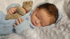 QUEEN'S CRIB OOAK  REBORN BABY GIRL or boy DOLL PRINCESS ANGEL!
