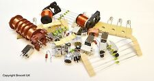 ELECTRONIC COMPONENTS ASSORTMENT -  CHOKE COILS, FILTER ASSORTMENT - PACK OF 50