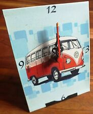 VW VOLKSWAGEN T1 MICROBUS CLOCK. VGC.  UK DISPATCH