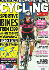 CYCLING ACTIVE MORE BIKES-TECH & FITNESS KIT TEST BIANCHI TEST MAG FOR CYCLISTS