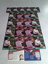 *****Bob Gilder*****  Lot of 23 cards.....2 DIFFERENT / Golf