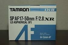 TAMRON SP AF 17-50mm f/2.8 XR Di II LD Aspherical [IF] A16 Lens for Canon NEW