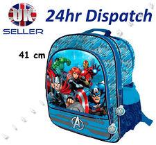 OFFICIAL Marvel AVENGERS Boys Toddler Rucksack Backpack School Bag Travel 41cm