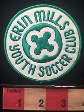 Souvenir ERIN MILLS YOUTH SOCCER CLUB MISSISSAUGA CANADA Patch 66E8