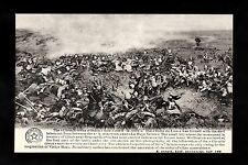 C1920s Battle of Waterloo Panorama Series - Fighting around the Small Hill