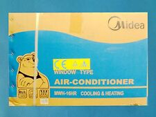 Midea Reverse Cycle  Window System Air Conditioner 4.7KW16000btu MWH-16HR-15 Amp