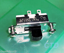 Premium Quality Bright Switch for Fender Blackface Silverface Amp + Hardware