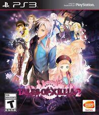 Tales of Xillia 2 (PlayStation 3 J-RPG, Bandai/Namco) PS3 - Brand New/Sealed