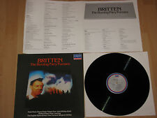 LP Benjamin Britten-The Burning Fiery Furnace-The English Opera Group