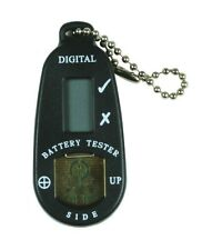 Digital Hearing Aid Battery Tester