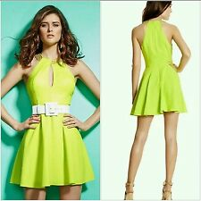 GUESS by Marciano green Joleen Dress size 6