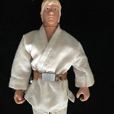 "RARE Star Wars 1992 Large Luke Skywalker 12"" Hasbro Action Figure Toy Doll Sale"