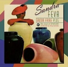 Savoir Faire * by Sandra Feva (CD, Feb-2009, Shout! Factory)